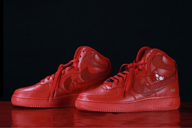 John Geiger x The Shoe Surgeon Nike Air Force 1 High