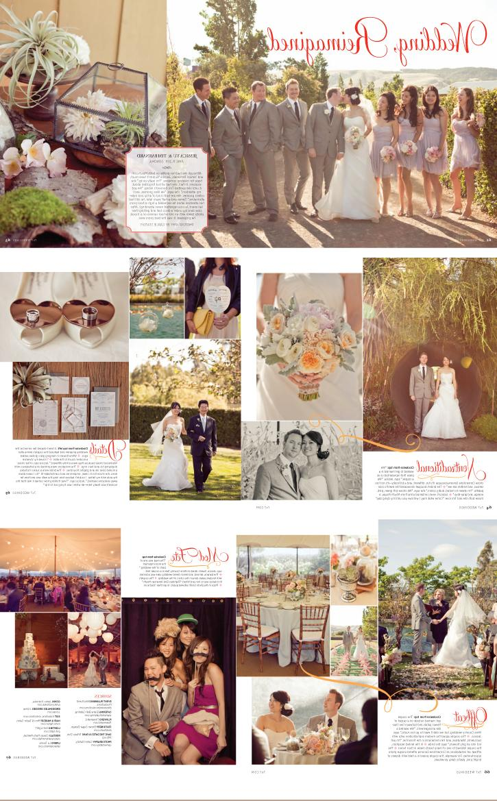 in published, weddings