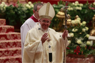 Pope Francis: Sundays are a gift from God – don't ruin it