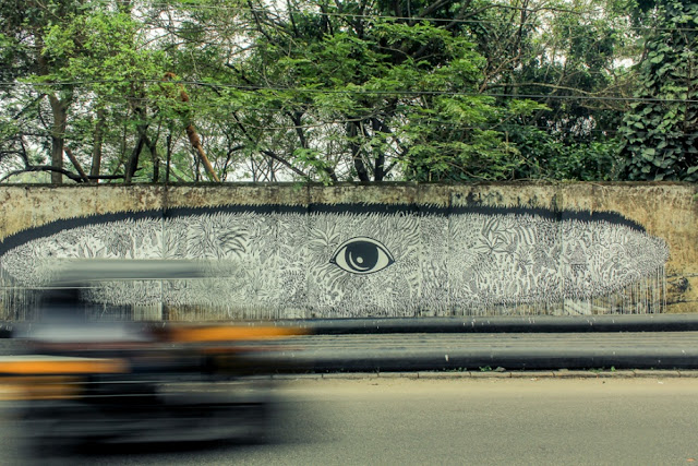 Third Eye at Biennale Kochi