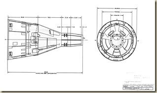 Model 133P Gemini 1 - RDowney