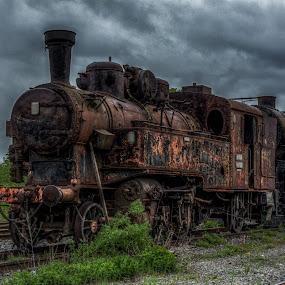 Still by Bojan Bilas - Transportation Trains