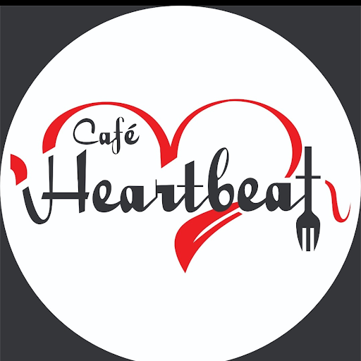 Cafe Heartbeat, Shalimar Garden, Shalimar Garden logo