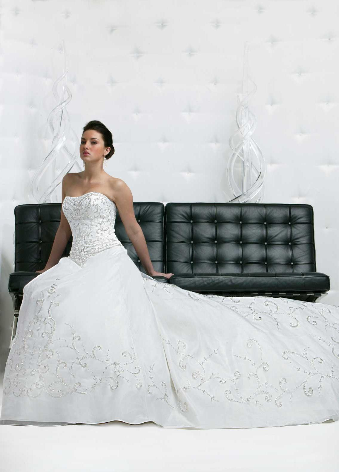 Plus Wedding Dress 2010