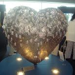 giant heart in yokohama in Yokohama, Tokyo, Japan