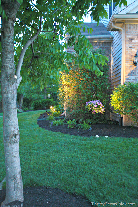 landscaping lights how to
