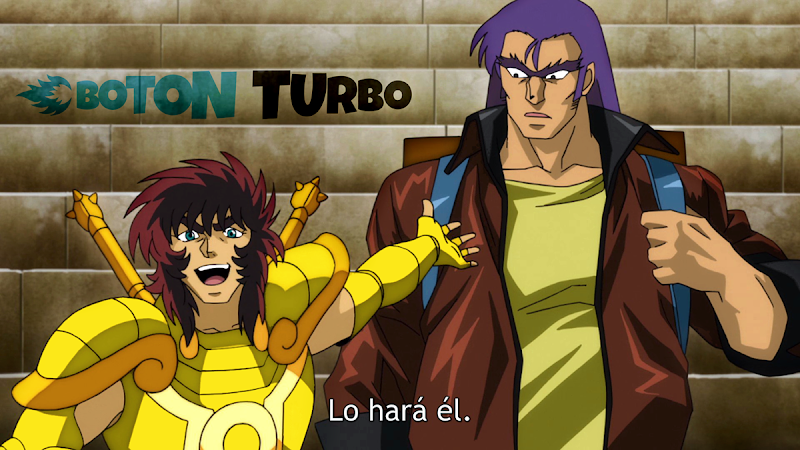Dohko Troll - Saint Seiya Soul of Gold
