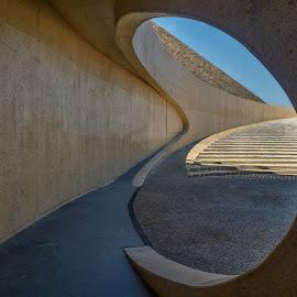 Riemst by Louis Heylen - Buildings & Architecture Bridges & Suspended Structures