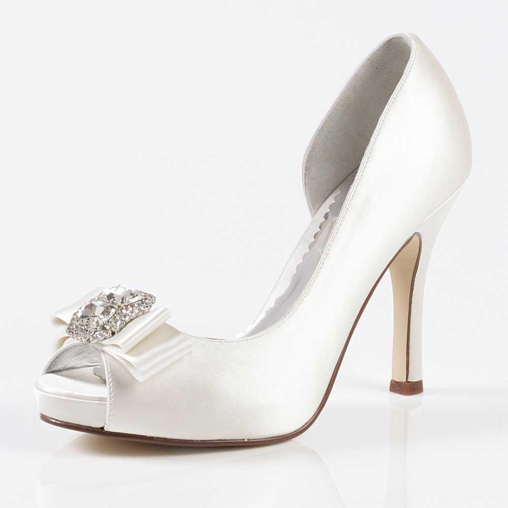 Palace Wedding Shoes - Belle