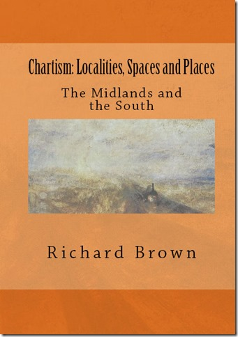Chartism Vol. 3 front cover