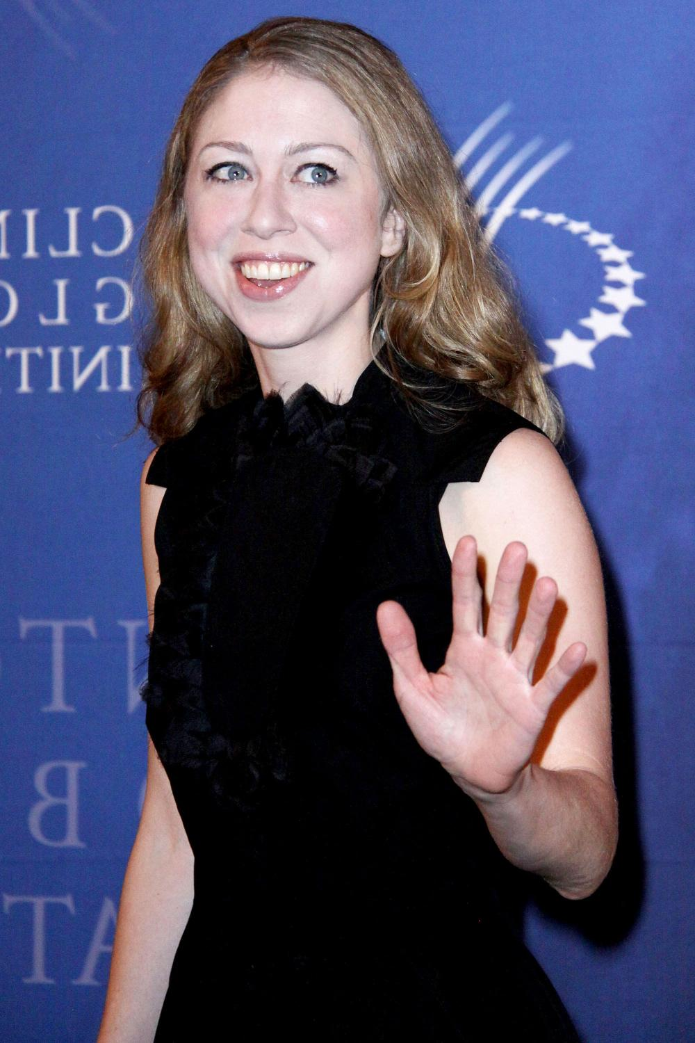 Former first daughter Chelsea