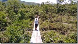 ponte na trilha