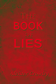 Cover of Aleister Crowley's Book Liber 333 The Book Of Lies