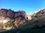 Sightseeing in Ronda, Spain