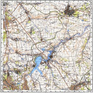 Map 100k--m37-125--(1989)