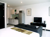 nice studio unit for rent  Condominiums to rent in Pratumnak Pattaya