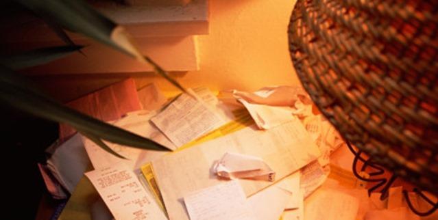 Papeles y más papeles