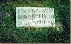Hosick Purvis