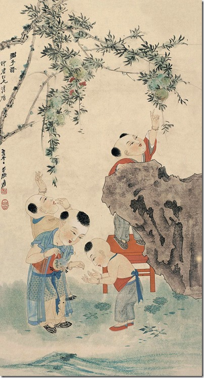 多子图 1945年 7458万港元 香港苏富比 2011-05-31