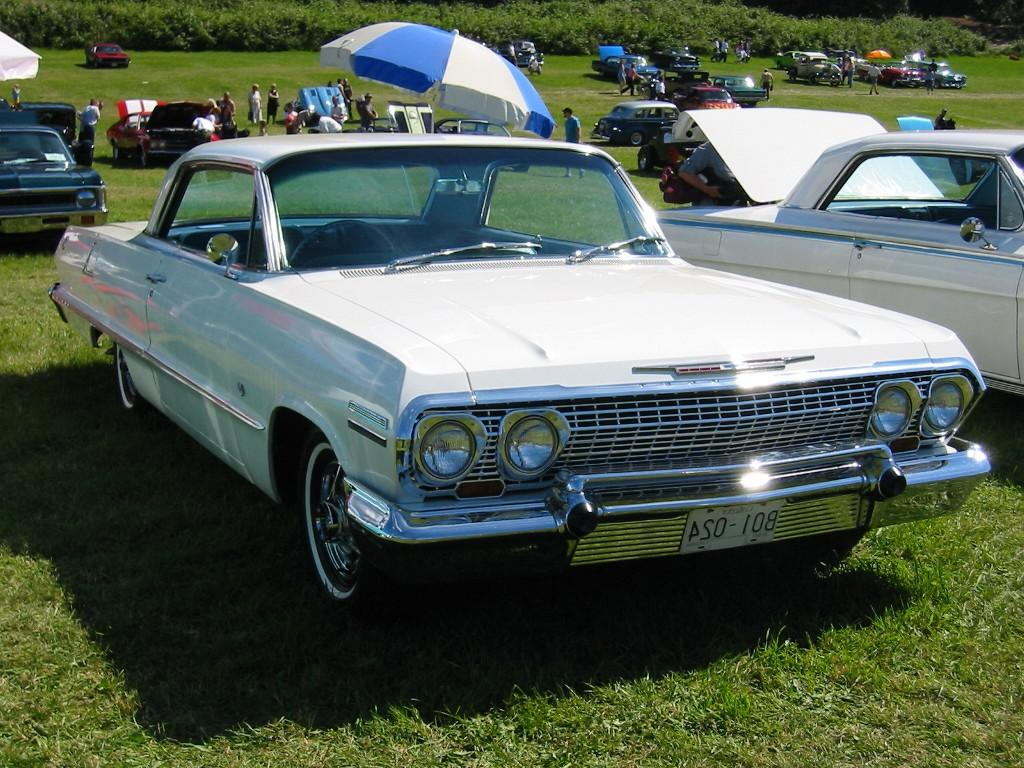 1963 Chevy Impala 4 Door Sedan Image Amseek search