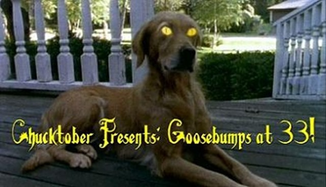 Goosebumps TV shows