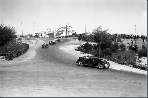 1934 III Volta a Portugal em automóvel.