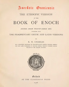 Cover of Michal Jerabek's Book The Book Of Enoch Vol I The Watchers