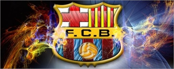 escudo fubol club barcelona