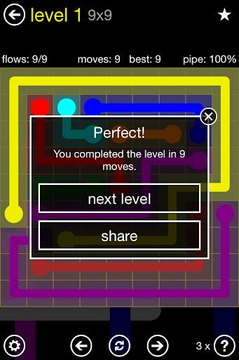 Flow - screenshot