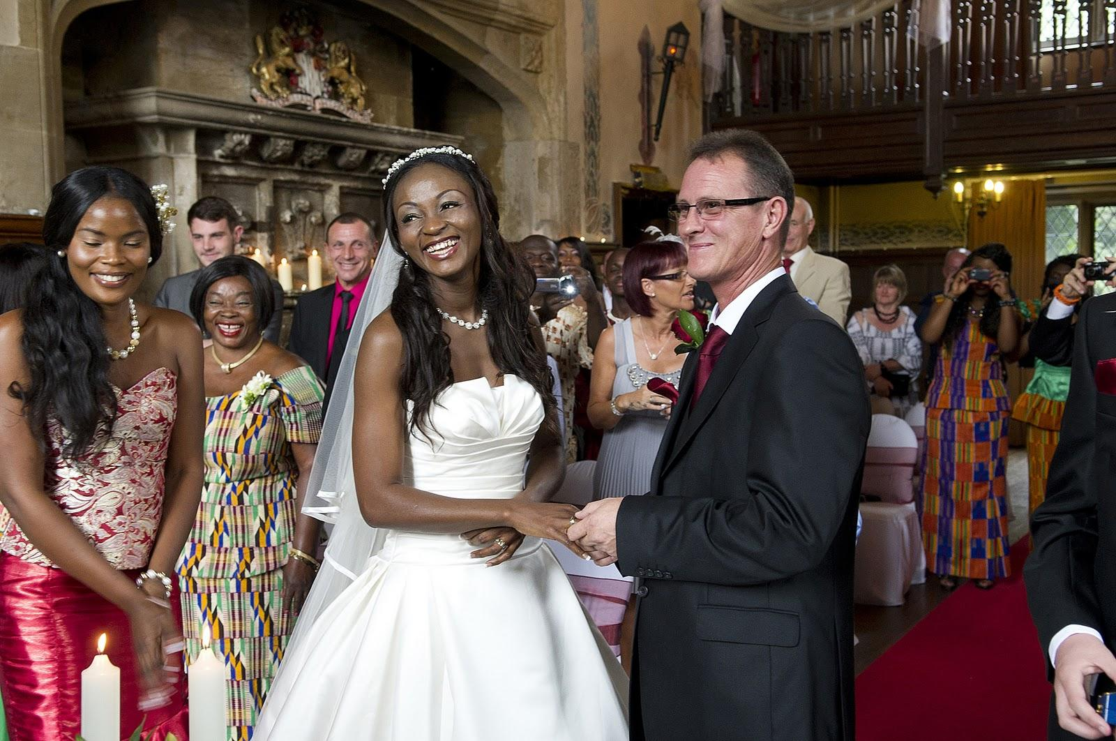 the Redworth Hall Wedding