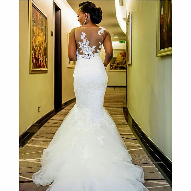 Naija Deal African Celebrities Blog Top 5 Wedding Gown Dress In Nigeria Photos