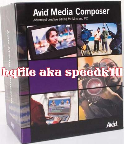 Avid Media Composer 5.0.3.2 Incl Keymaker-CORE