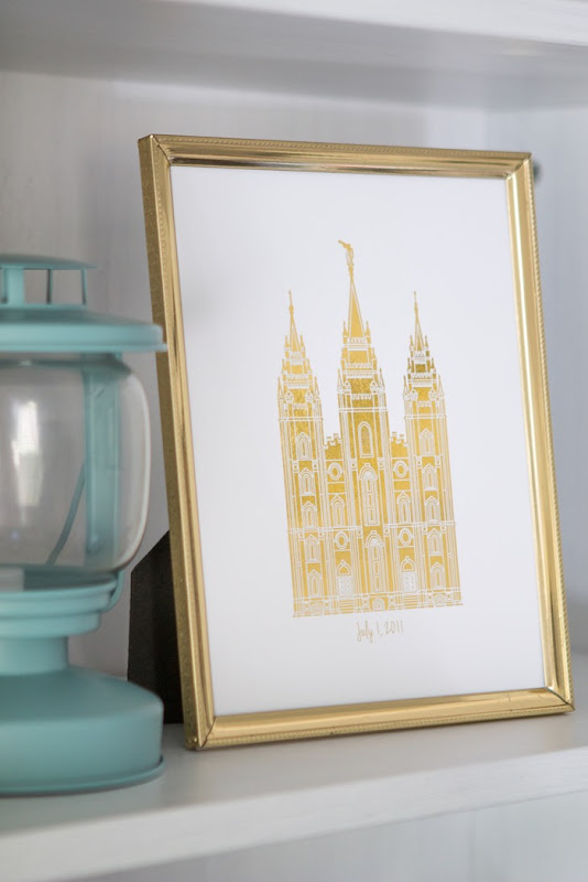 Gold Foil Prints Oaky Designs (4)