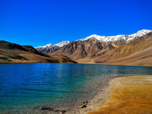 Stunning Chandra Taal Lake
