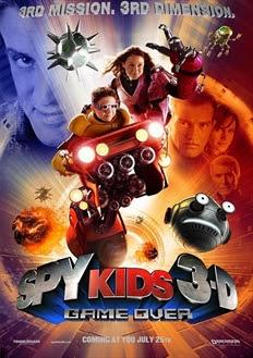 Điệp Viên Nhí 3: Trò Chơi Sinh Tử - Spy Kids 3: Game Over