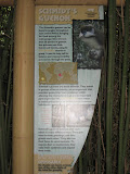 The Schmidt's Guenon sign at the Nashville Zoo 09032011