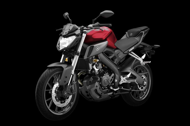 Yamaha MT-125 2014 - Spesifikasi Lengkap dan Harga