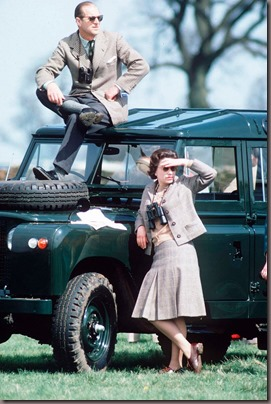 Elizabeth II e Príncipe Phillip
