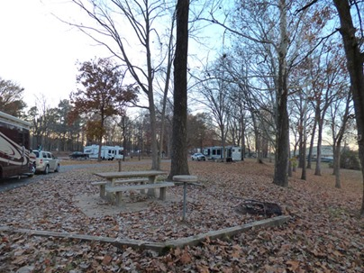 Maumelle Park Campground