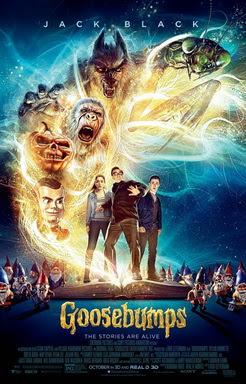 [MOVIES] グースバンプス / Goosebumps (2015)