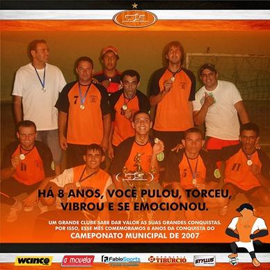 8 ANOS DO MUNICIPAL DE 2007 - HISTÓRICO - CAMPO REDONDO - WCINCO - A MOVELAR