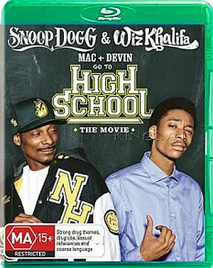 Filme Poster Mac & Devin Go to High School BRRip XviD & RMVB Legendado