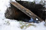 ... ūdens tajā bija 100cm dziļumā no zemes virsmas. Manuprāt, pavisam labs rādītājs. Jālūko, kas būs tālāk visiem sniegiem kūstot.