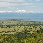 Blick auf Butiaba und den Albert-See © Foto: Marco Penzel   Outback Africa