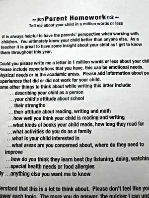 Parent-Homework-Letter