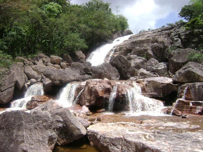 Cachoeira do Paiva, Amajarì - Roraima, foto: Gilvan Costa