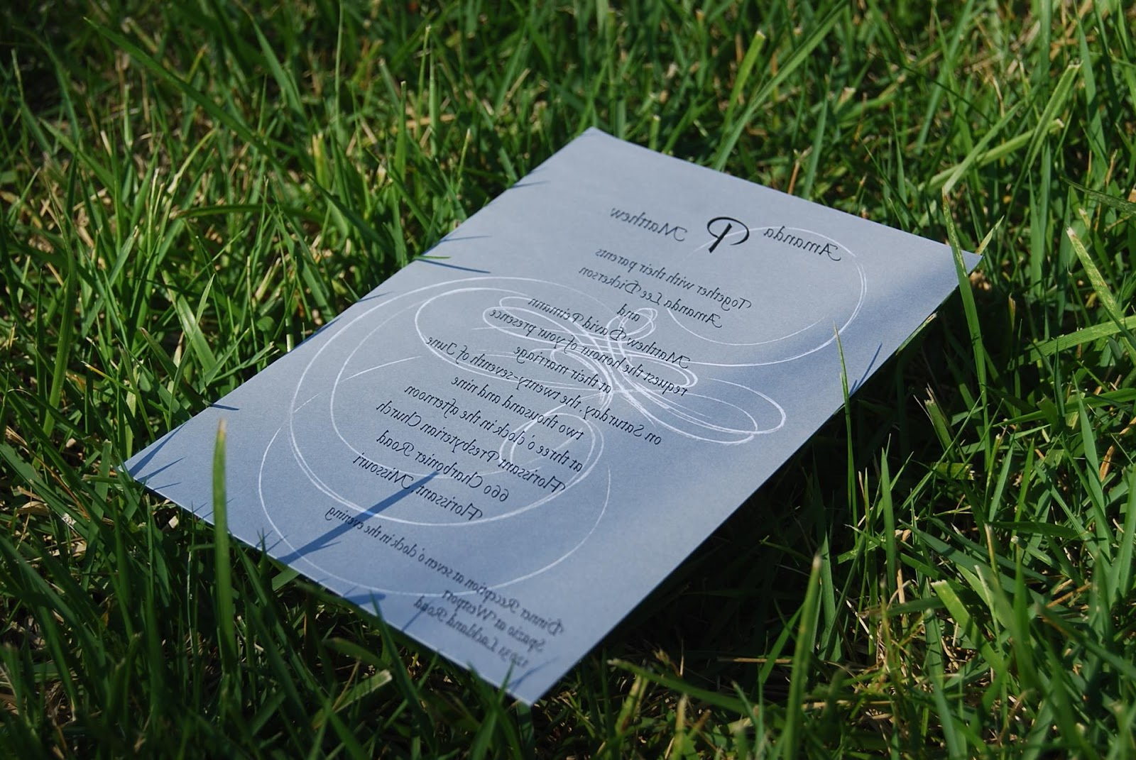 Some cool wedding invitation images: Wedding Invitation wedding invitation