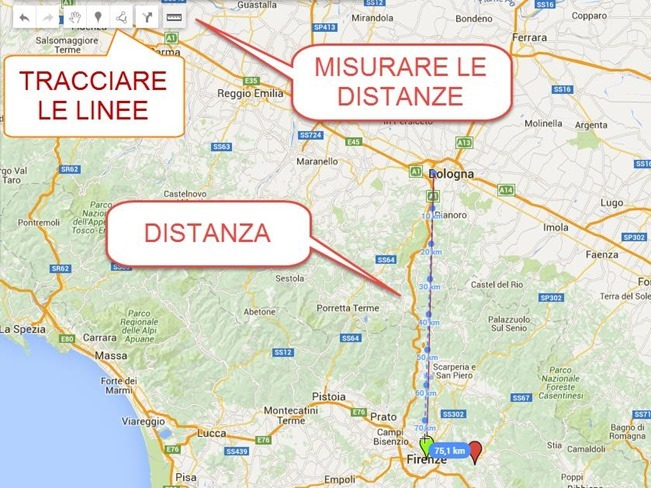 tracciare-linee-percorsi