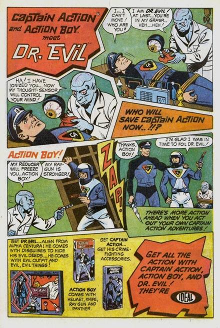 Atom and Hawkman(1968) 40 - 08