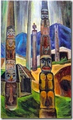 Corner-of-Kitwancool-Village-1930-Emily-Carr-1star